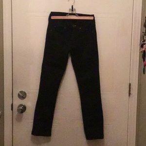 Jeans black Acne Jeans